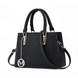 Diseñador de moda para mujer bolsos de lujo MICKY KEN señora PU bolsos de cuero marca bolsos monedero hombro bolso de mano de calidad superior femenina