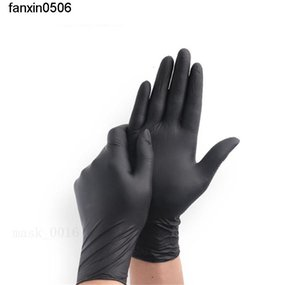 Authentic 100pcs Gloves Garden Kitchen Disposable Ware Plastic For Home 0f34