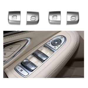 Car Window Master Pulsante Interruttore di riparazione cappuccio del tappo di FR anteriore destro Car door Ascensore interruttore per la Mercedes-Benz Classe C W205