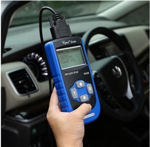 Продвижение Цена Vgate VS450 16pin OBDII EOBD автоматический сканер диагностический код читателя инструмент для VW / AUDI ISO 14230 CARB CAN Бесплатная доставка