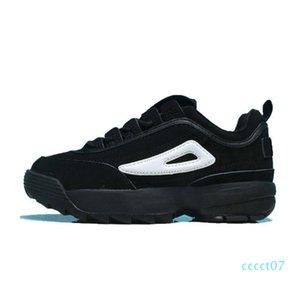 2019 Designer Disruptors Triple white black grey pink Women men special section sports sneaker increased Jogging running shoes 36-44 ct7