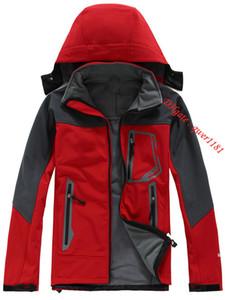2020sssNEW north Men Softshell Jacket face coat Men Outdoors Sports Coats women Ski Hiking Windproof Winter Outwear Soft Shell men