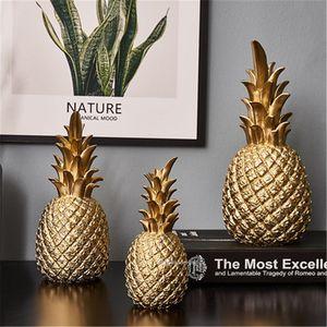 Kreative Wohnzimmer Desktop-Dekoration Kunst Ananas Kleine Anzeige Haushalt Ornaments Personality Zimmer High Quality Schöne Künste