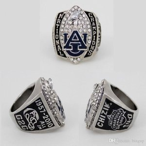 Nuovo NCAA 2010 Auburn Tigers Football National Championship Anello di partenza del giocatore, anello del campionato personalizzato