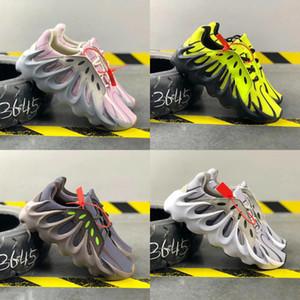 Top Quality 451 V2 Kanye West 3M Vulcão corredor da onda Mens tênis de corrida 451s Homens mulheres fluorescentes 451 esportes ao ar livre Sneakers 36-45