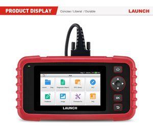 LANÇAMENTO Original X431 CRP129X OBD2 varredor do carro de diagnóstico auto ferramenta Diagnósticos de digitalização Código OBDII leitor ferramenta de diagnóstico quatro sistemas