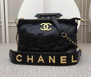 58 TopQualidadeCouro bolsa de ombro mensageiro cadeia Cosmetic Evening saco de compras Crossbody da YSL Novas mulheres