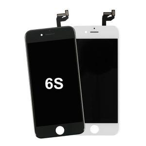 precio de fábrica al por mayor de LCD reformado para Iphone 6S, Función estable 3D original digitalizador de pantalla táctil para el teléfono desbloqueado LCD iPhone 6s