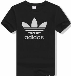 bello a buon mercato T shirt modello di modo di marca di lusso degli uomini S -3XL Mens T-shirt estate O del collo di estate del cotone maniche corte T-shirt 100% NO. Due