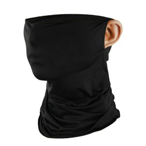 Motorcycle Windproof Sun Proctect Cycling Face Neck Mask Triangle Scarf Bandana Hood Half Face Breathable Dustproof Headband