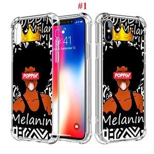 2019 Самых популярного Меланин Poppin iPhone 11 Pro Case дизайнера Luxury iphone XR случая для iPhone 6 6s 7 Plus 8 Plus X XS Max случаев сотового телефона