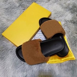 2020 clásico FF causal estilos de marca de moda zapatillas hombres mujeres tian / flores comienzan las sandalias de diapositivas de impresión Unisex flip flop playa al aire libre