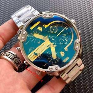 verdadera superior JAPÓN MOVIMIENTO DZ hombre reloj deportivo reloj DZ7312 DZ7313 DZ7314 DZ7315 DZ7333 DZ7370 DZ7395 DZ7396 DZ7406 DZ7414 DZ7888 RELOJ