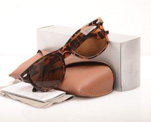 10 adet / Koruma Güneş Güneş Gözlüğü Yeni Durumda Marka Gözlük Glasses Womens Mens Beach Unisex Klasik Tasarımcı ile GDCQG