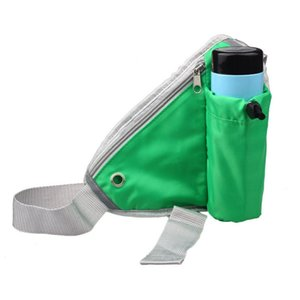 Unisex Running Bags waist fitness bag bicycle exercise running triangle pocket water bottle pocket fitness bag sports 1