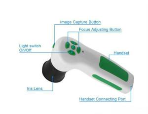 Vente Portable Uv Analyse lumière peau et les cheveux machine Analyseur de détection de beauté Équipement 5 millions de haute définition comme Iris Detect