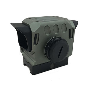 Tactical DI EG1 Red Dot Reflexvisier 20mm Schienen-Jagd-Gewehr-Bereich