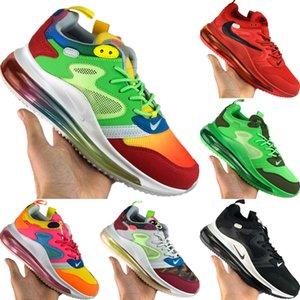 2020 Rey joven de la Piel Las personas OBJ malla zapatos corrientes de las zapatillas de deporte originales OBJ Todo Zoom Air Deportes Odell Beckham Jr
