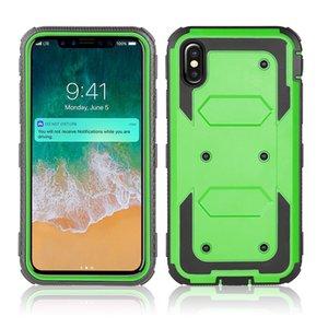 Pour HTC Desire 626/530/630/650 Clip de ceinture Holster plein corps robuste Protection robuste Cas de téléphone