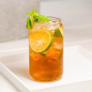모래 얼음 Goblet Juice Drinkware 디저트 컵 요구르트 컵 우유 Drankwares