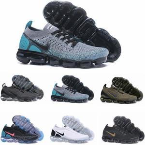 nike max air Flyknit 2020 Chaussures Moc 2 Laceless 2.0 кроссовки тройной черный мужские женские кроссовки летать Белый вязать подушки тренеры Zapatos 7-11 c06 ra 08