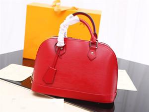 Designerdesinge sacs à main de luxe sacs à main Femme classique ALMA BB haute qualité Crossbody shell sac d'épaule messager couleur tailles choix
