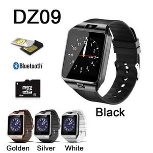 DZ09 Bluetooth SmartWatch Android Fitness Tracker Sleep State Camera SIM Intelligent mobile phone watch Sleep State GT08 U8 A1