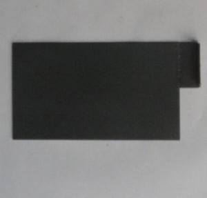 Sıcak satış mmo titanium anot elektroliz için su arıtma titanyum anot için Yüksek kalite platin kaplama titanyum anot