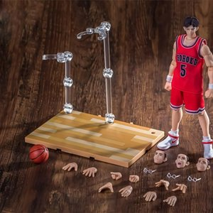 Venda Por Atacado Figura de Ação SLAM DUNK Kogure Kiminobu Movable PVC Figura Brinquedos GT Modelo SLAM DUNK Anime SHOHOKU Basquete Bonecas Figural