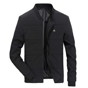 Bahar ceketler Mens Pilot Bombacı Ceket Erkek Moda Beyzbol Hip Hop Coats Slim Fit Coat Giyim