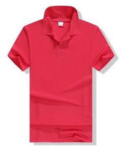 Futebol roupas Vire gola manga curta camisa de publicidade personalizada trabalho logotipo roupas T-shirt terno impressa grupo empresarial POLO cultural
