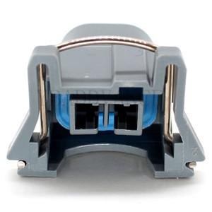 연료 인젝터에 대 한 2 핀 밝은 회색 피그 테일 여성 EV14 EV1 커넥터