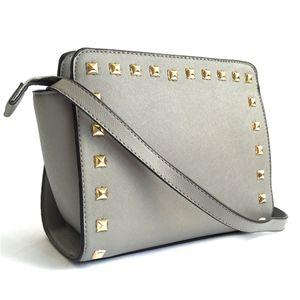 Forudesigns Red White Blue Tie Dye Print Pu Leather Shoulder Bag Shopper Bags Female Luxury Designer Rivet Messenger Bag Bolso Hombre#151