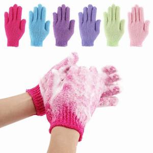 1000Pcs Moisturizing Spa Skin Care Cloth Bath Glove Exfoliating Gloves Cloth Scrubber Face Body Bath Brushes Gloves