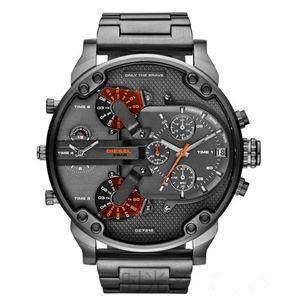 2020 HOT Luxus Sport Militär montres Mens neue Original reloj große dial Dieseln Uhren dz7370 Uhr dz7331 DZ7312 DZ7315 DZ7333