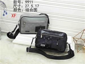 Известные бренды мужская сумка портфель L9911VCasual бизнес Мужские сумки посыльного дизайнеры старинные мужские Crossbody сумка сумки на ремне