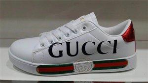 Hot Vente de haute qualité 2020 nouveau printemps chaussures de sport casual tendance chaussures pour hommes GUCCI cuir chaussures hommes explosifs croix-frontière en cours d'exécution