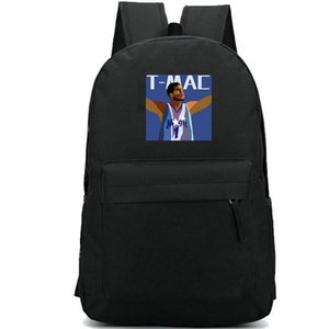 Tracy McGrady Rucksack T Mac daypack Basketball Stern Druck Schulranzen Durable Rucksack Beiläufiges Schultasche im Freien Tagesrucksack