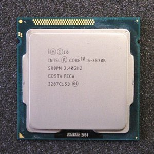Intel Core i5 3570K 3.4GHz 6MB 5.0GT s SR0PM LGA1155 i5-3570k CPU Processor