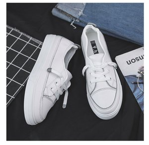 2020 summer Korean asual shoes women's solid color fashion women's shoes flat heel Loafers walking womens tennis shoes sneakers