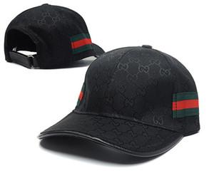 Nuevo lujo Gorras de béisbol Gorra de béisbol Bordado Snapback Ajustar Casquette Snapbacks Mujer Niñas Verano Verano Sombreros Sombrero de papá de golf