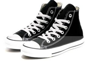 Drop Shipping Nuovo Unisex Low-Top High-Top Adulto Domeniche da uomo Scarpe da uomo in tela Laccato Up Scarpe Casual Scarpe da sneaker scarpe scarpe