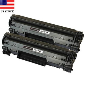 Toner Cartridges for Canon 2pcs CRG137 2BL Black Replacement for Printers C0215 US STOCK FAST SHIPPING