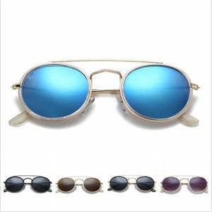 ray bans sunglasses Designer Sunglasses Alta calidad Metal Bisagra Gafas de sol Hombres Gafas Mujeres Lentes de gafas de sol Unisex con estuches y estuches