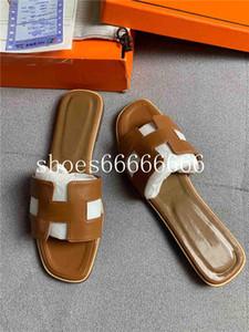 Hermes 2021 CALDO nuovo progettista di lusso del progettista delle donne della perla di modo Sandali donna Pantofole estate casuale Pantofole Infradito scarpe sabbia piatta fdzhlzj
