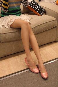 Glittery2019 Popular2019 Compra Grupo Otoño Zapato individual Patente Círculo Head Head Monto bajo ejecutar con zapatos de mujer