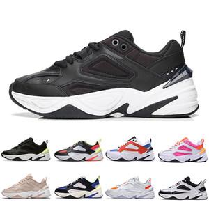 Klasik M2K Tekno Siyah Beyaz baba Sneakers İçin Erkekler Kadınlar Elektrikli Volt Hiper Üzüm Parçacık Bej Bayan Koşu Ayakkabı Tasarımcısı Eğitmenler