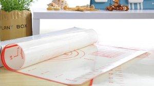 Fibra de vidrio de silicona para hornear hoja Rolling Dough pastelería pasteles Bakeware Liner Pad Mat horno Pasta herramientas de cocina accesorios de cocina