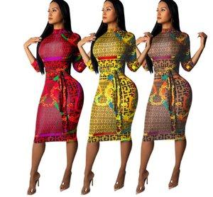 2019 nueva primavera y otoño Mujer de lujo de tela escocesa bodycon dress diseñador de ropa femenina correa de espagueti vestidos vestidos hy5010