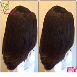 Yaki Straight Lace Front Wig Human Hair Brazilian Glueless Full Lace Human Hair Wigs Straight For Black Women
